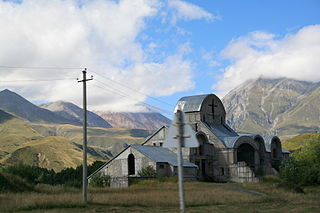 Top Tourist Attractions of Georgian Military Highway, Georgia