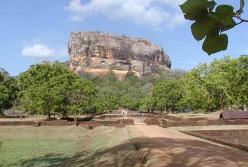 Top Tourist Attractions of Sigiriya, Sri Lanka