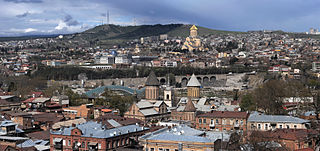 Top Tourist Attractions of Tbilisi, Georgia
